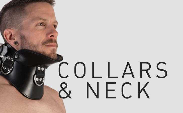 Shop Collar & Neck Restraints