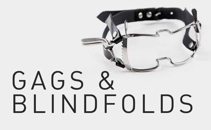 Shop Gags & Blindfolds