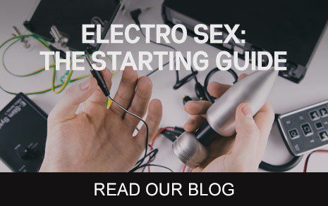 Read - Electro Sex: A Starting Guide