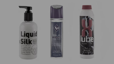 Water Based Lubes